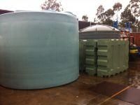 30,000 litre Water Tank