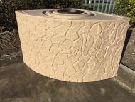 1000 litre Corner Water Tank